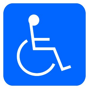 ADA-Accessibility-Sign-Blue